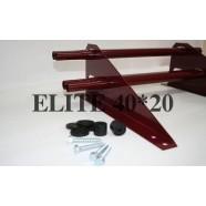 Cнегозадержатель ROOFSYSTEMS ELITE 40*20 (овал) универсальный RAL3005